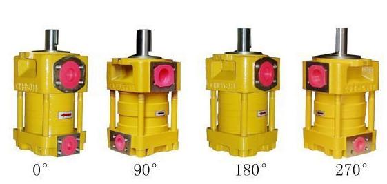 QT51 Series Gear Pump QT51-125-A Imported original SUMITOMO