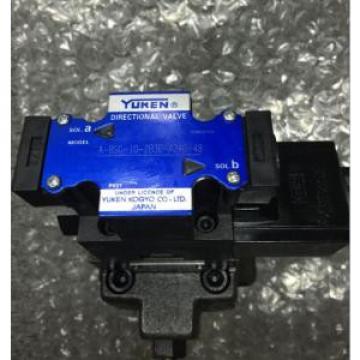Yuken BSG Series Solenoid Controlled Relief Valve