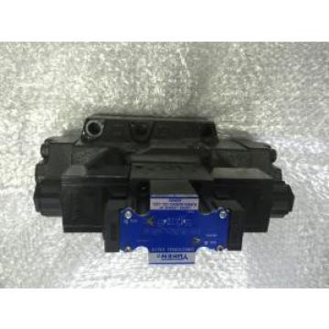 Yuken DSHG-06 Series Solenoid Controlled Pilot Operated Directional Valve