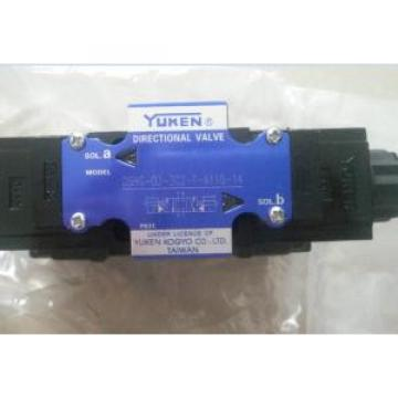 Yuken DSHG-03 Series Solenoid Controlled Pilot Operated Directional Valve
