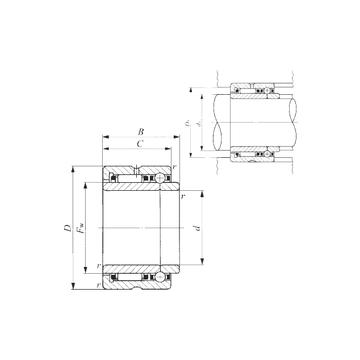 IKO NATB 5903 Complex  Bearings
