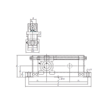 KOYO UCTU211-600 Bearing  Units