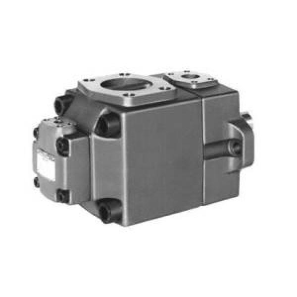 Yuken Iran PV2R Series Double Vane Pumps PV2R12-17-75-L-RAAA-4222 #1 image