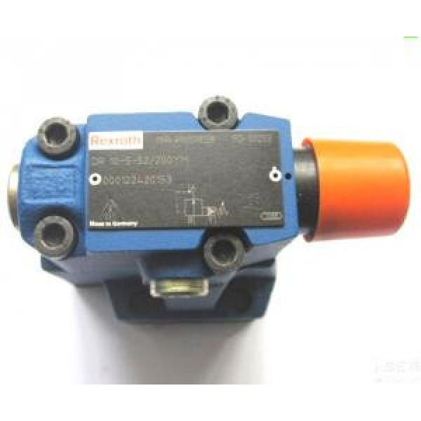 Rexroth Bahrain  DR Series Pressure Reducing Valves #1 image