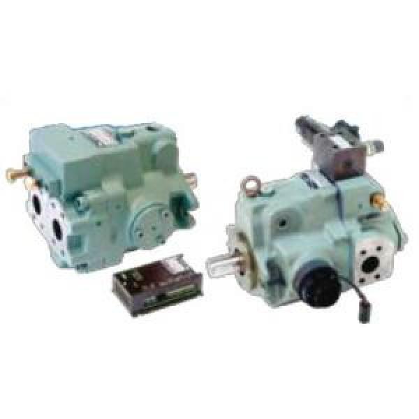 Yuken A Series Variable Displacement Piston Pumps A37-F-R-03-S-K-DC12-32 #1 image
