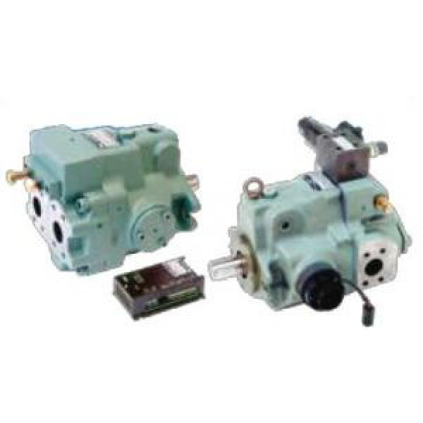 Yuken A Series Variable Displacement Piston Pumps A70-FR09BS-60 #1 image