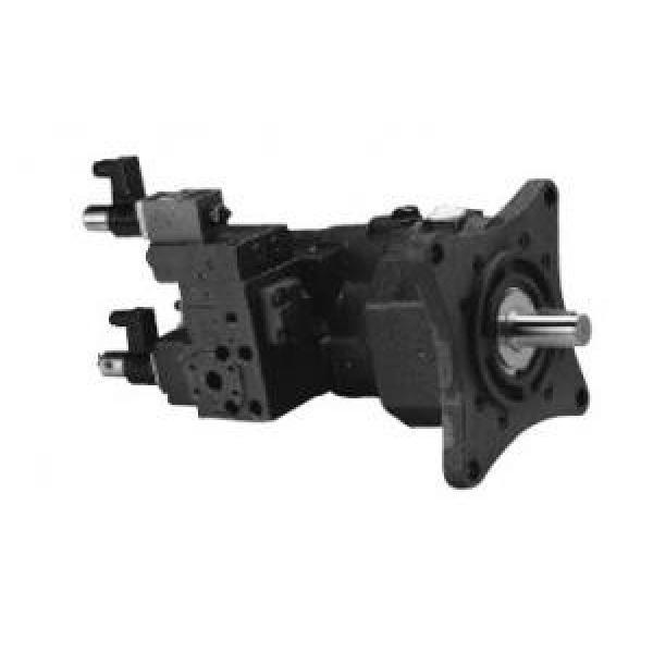 NACHI PZ-2A-5-35-E2A-11 PZ Series Load Sensitive Variable Piston Pump #1 image