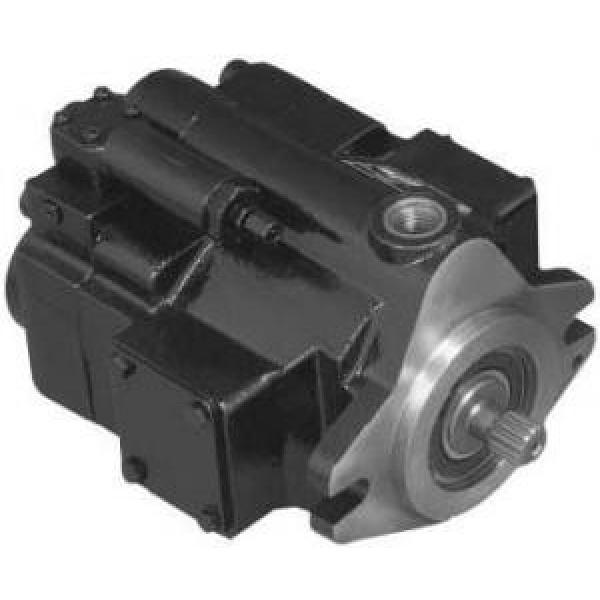 Parker PVP48102R26B1M10   PVP41/48 Series Variable Volume Piston Pumps #1 image