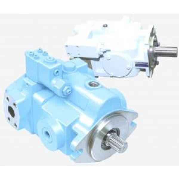Denison PV64-1R1D-C02-000  PV Series Variable Displacement Piston Pump #1 image