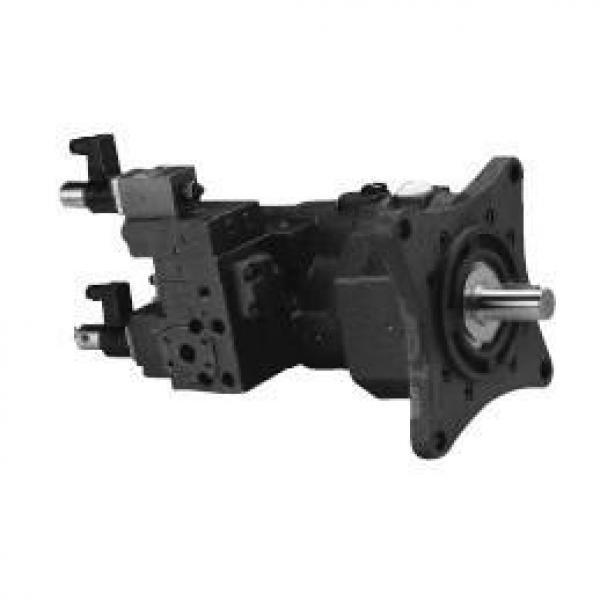 NACHI PZ-4B-25-100E2A-11  PZ Series Load Sensitive Variable Piston Pump #1 image