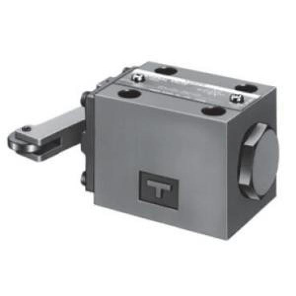 Yuken DCT/DCG Series Cam Operated Directional Valves #1 image