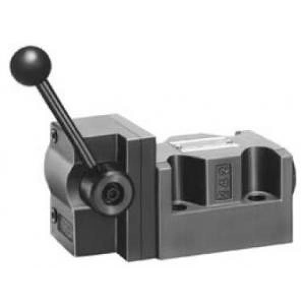 DMG-03-2D4B-50 Yuken DMT/DMG Series Manually Operated Directional Valves #1 image