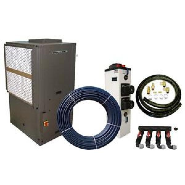 2 Stage Daikin Mcquay Geothermal Heat Pump 4 Ton Install Package for Closed Loop #1 image