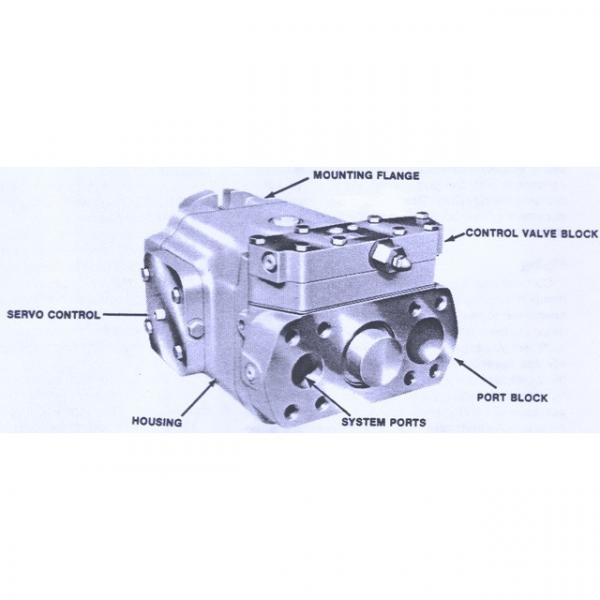 Dansion piston pump gold cup series P8P-3R1E-9A6-A00-0A0 #1 image