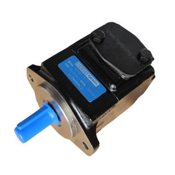 Hydraulic  6C T6D T6E T7E Single Vane Pump T6EDM066B283R00C1 #1 image