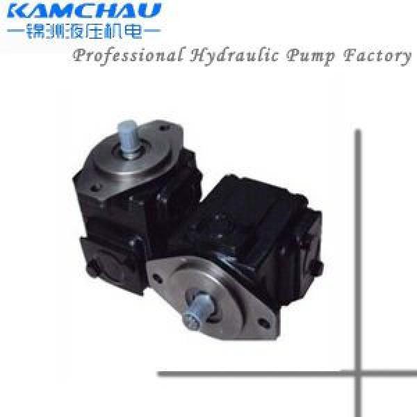 Hydraulic  6C T6D T6E T7E Single Vane Pump T6DCC0380220142R00A100 #1 image