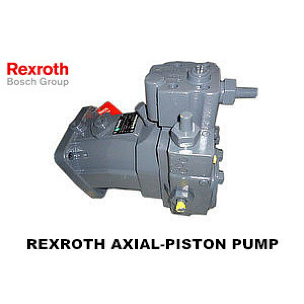 R909611255 A7VO80LRH1/61R-PZB01-S REXROTH AXIAL-PISTON PUMP #1 image
