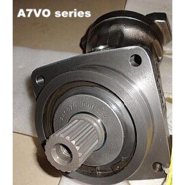 R909441351  A7VO80LRH1/61R-PZB01-S REXROTH AXIAL-PISTON PUMP #3 image