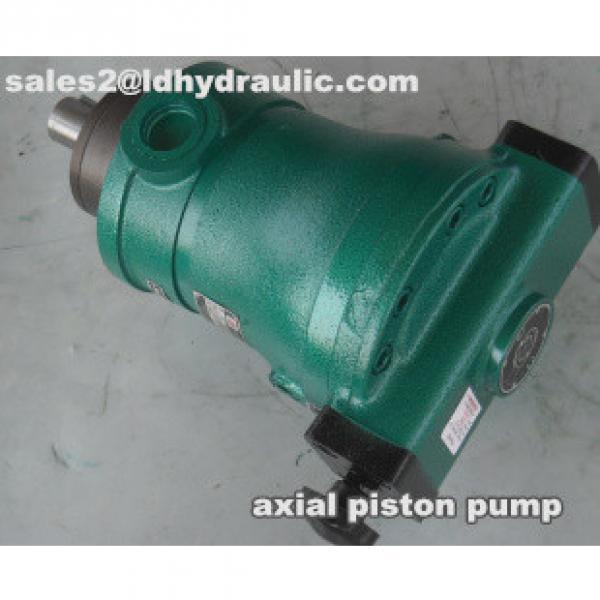 40S CY 14-1B  high pressure hydraulic axial piston Pump #3 image