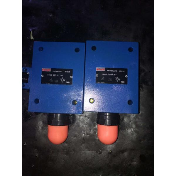 DBDS20K18-2510W1 REXROTH PRESSURE RELIEF VALVE #2 image