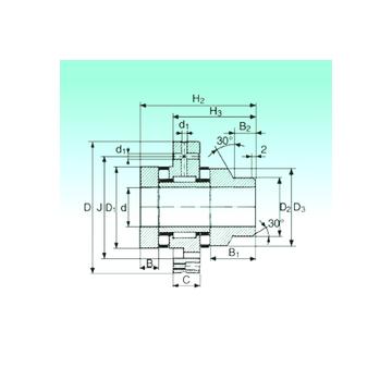 NBS ZARF 1560 L TN Complex  Bearings    #1 image